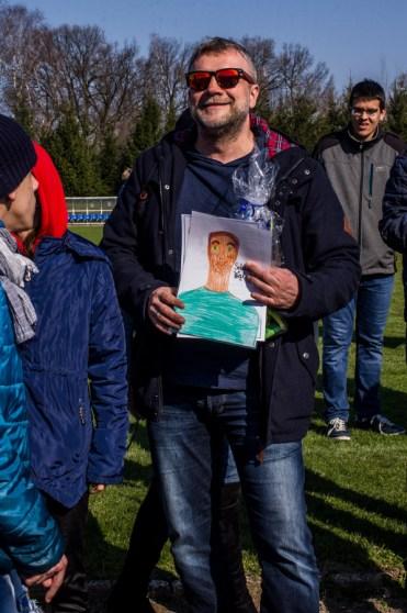 Niebieska Kalwaria - obchody Światowego Dnia Świadomości Autyzmu w Kalwarii - 2 kwietnia 2019 r. Kalwaria Zebrzydowska - fot. Andrzej Famielec IMGP5194