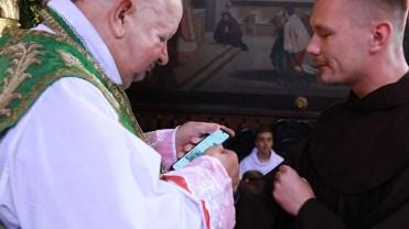 Główne uroczystości 40. rocznicy Pierwszej Pielgrzymki Jana Pawła II do Ojczyzny - fot. o. Franciszek Salezy Nowak OFM | Biuro Prasowe sanktuarium
