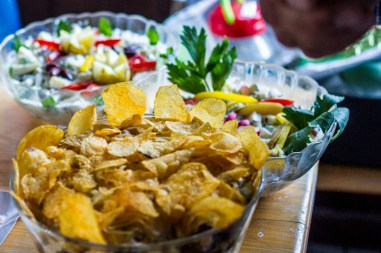 Ziemniak tani, smaczny, zdrowy - międzypokoleniowe spotkanie integracyjne w Lanckoronie - 18 lipca 2019 r. - fot. Kalwaria 24 IMGP1592