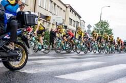 76. Tour de Pologne - 3 sierpnia 2019 r. Kalwaria Zebrzydowska - fot. Andrzej Famielec - Kalwaria 24IMGP2326