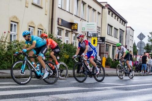 76. Tour de Pologne - 3 sierpnia 2019 r. Kalwaria Zebrzydowska - fot. Andrzej Famielec - Kalwaria 24IMGP2332