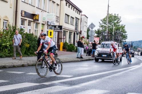 76. Tour de Pologne - 3 sierpnia 2019 r. Kalwaria Zebrzydowska - fot. Andrzej Famielec - Kalwaria 24IMGP2339