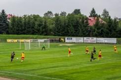 MKS Kalwarianka vs Beskid Andrychów 3-0 - IV runda Pucharu Polski sezon 2019-2020 na szczeblu Podokręgu Wadowice - 21 sierpnia 2019 r. - fot. Andrzej Famielec - Kalwaria 24 IMGP4486