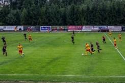 MKS Kalwarianka vs Beskid Andrychów 3-0 - IV runda Pucharu Polski sezon 2019-2020 na szczeblu Podokręgu Wadowice - 21 sierpnia 2019 r. - fot. Andrzej Famielec - Kalwaria 24 IMGP4565
