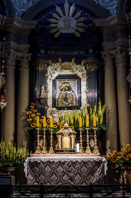Uroczystość Matki Bożej Kalwaryjskiej - 13 sierpnia 2019 r. - fot. Andrzej Famielec - Kalwaria 24 IMGP3033