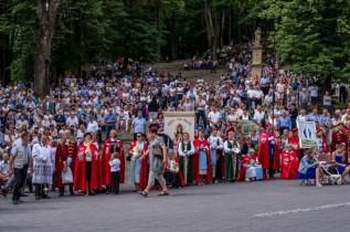 Uroczystości Wniebowzięcia NMP - 18 sierpnia 2019 r. - fot. Andrzej Famielec - Kalwaria 24 IMGP4198