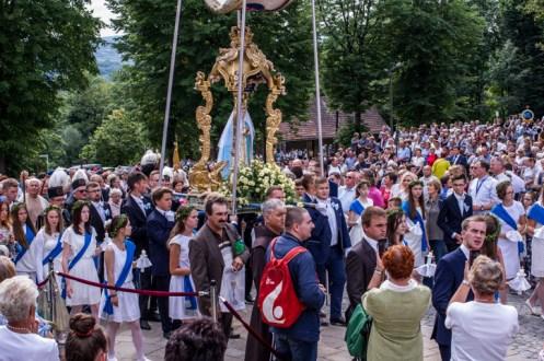 Uroczystości Wniebowzięcia NMP - 18 sierpnia 2019 r. - fot. Andrzej Famielec - Kalwaria 24 IMGP4269