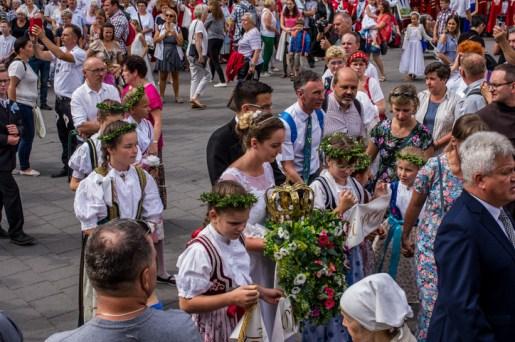 Uroczystości Wniebowzięcia NMP - 18 sierpnia 2019 r. - fot. Andrzej Famielec - Kalwaria 24 IMGP4270