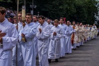 Uroczystości Wniebowzięcia NMP - 18 sierpnia 2019 r. - fot. Andrzej Famielec - Kalwaria 24 IMGP4335
