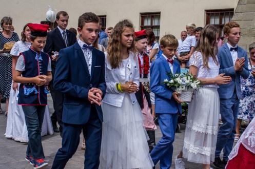 Uroczystości Wniebowzięcia NMP - 18 sierpnia 2019 r. - fot. Andrzej Famielec - Kalwaria 24 IMGP4402