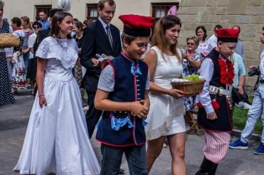Uroczystości Wniebowzięcia NMP - 18 sierpnia 2019 r. - fot. Andrzej Famielec - Kalwaria 24 IMGP4403