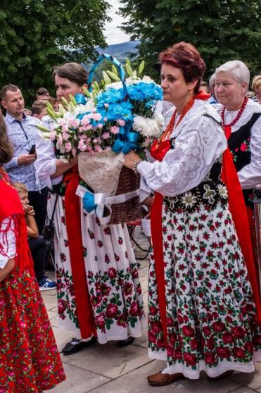 Uroczystości Wniebowzięcia NMP - 18 sierpnia 2019 r. - fot. Andrzej Famielec - Kalwaria 24 IMGP4431