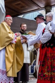 Uroczystości Wniebowzięcia NMP - 18 sierpnia 2019 r. - fot. Andrzej Famielec - Kalwaria 24 IMGP4436