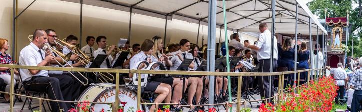 Uroczystości Wniebowzięcia NMP - 18 sierpnia 2019 r. - fot. Andrzej Famielec - Kalwaria 24 IMGP4442-Pano