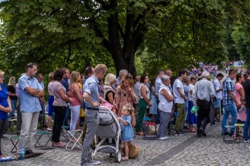Uroczystości Wniebowzięcia NMP - 18 sierpnia 2019 r. - fot. Andrzej Famielec - Kalwaria 24 IMGP4457