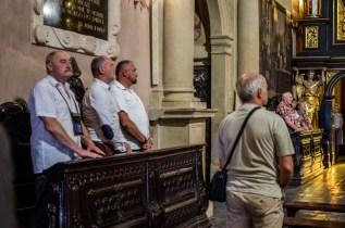 Uroczystości przeddzień 75. rocznicy Powstania Warszawskiego - 31 lipca 2019 r. Kalwaria Zebrzydowska IMGP2263