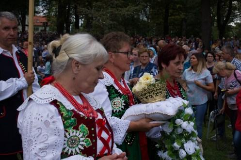 Uroczystości zaśnięcia NMP - Kalwaria Zebrzydowska - 16 sierpnia 2019 r. - fot. Andrzej Famielec - Kalwaria 24 IMGP3179