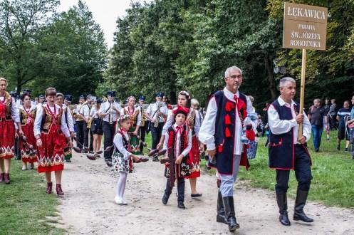 Uroczystości zaśnięcia NMP - Kalwaria Zebrzydowska - 16 sierpnia 2019 r. - fot. Andrzej Famielec - Kalwaria 24 IMGP3220