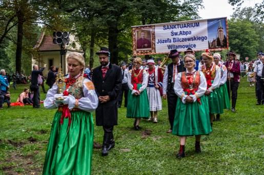 Uroczystości zaśnięcia NMP - Kalwaria Zebrzydowska - 16 sierpnia 2019 r. - fot. Andrzej Famielec - Kalwaria 24 IMGP3291