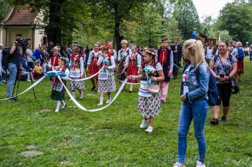 Uroczystości zaśnięcia NMP - Kalwaria Zebrzydowska - 16 sierpnia 2019 r. - fot. Andrzej Famielec - Kalwaria 24 IMGP3293