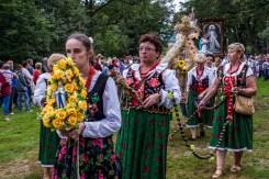 Uroczystości zaśnięcia NMP - Kalwaria Zebrzydowska - 16 sierpnia 2019 r. - fot. Andrzej Famielec - Kalwaria 24 IMGP3319