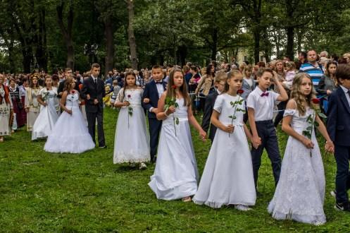 Uroczystości zaśnięcia NMP - Kalwaria Zebrzydowska - 16 sierpnia 2019 r. - fot. Andrzej Famielec - Kalwaria 24 IMGP3326