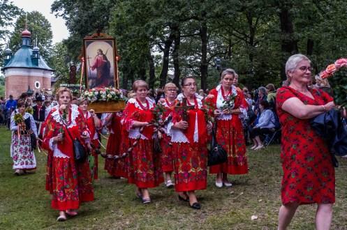 Uroczystości zaśnięcia NMP - Kalwaria Zebrzydowska - 16 sierpnia 2019 r. - fot. Andrzej Famielec - Kalwaria 24 IMGP3342