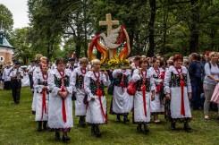 Uroczystości zaśnięcia NMP - Kalwaria Zebrzydowska - 16 sierpnia 2019 r. - fot. Andrzej Famielec - Kalwaria 24 IMGP3350