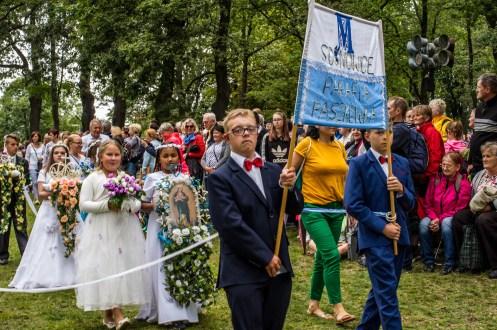 Uroczystości zaśnięcia NMP - Kalwaria Zebrzydowska - 16 sierpnia 2019 r. - fot. Andrzej Famielec - Kalwaria 24 IMGP3357