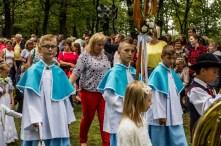 Uroczystości zaśnięcia NMP - Kalwaria Zebrzydowska - 16 sierpnia 2019 r. - fot. Andrzej Famielec - Kalwaria 24 IMGP3364