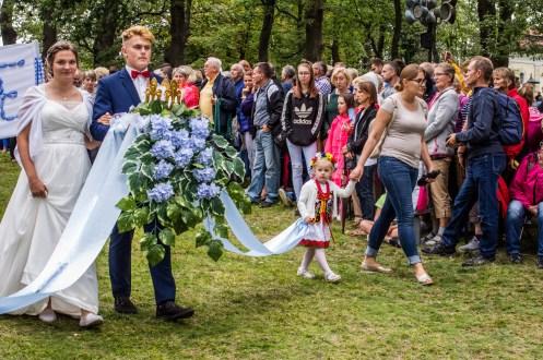 Uroczystości zaśnięcia NMP - Kalwaria Zebrzydowska - 16 sierpnia 2019 r. - fot. Andrzej Famielec - Kalwaria 24 IMGP3380
