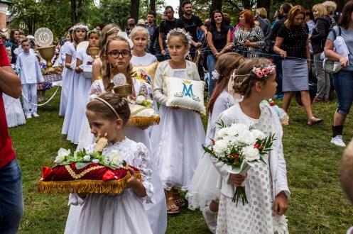 Uroczystości zaśnięcia NMP - Kalwaria Zebrzydowska - 16 sierpnia 2019 r. - fot. Andrzej Famielec - Kalwaria 24 IMGP3405