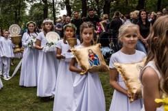 Uroczystości zaśnięcia NMP - Kalwaria Zebrzydowska - 16 sierpnia 2019 r. - fot. Andrzej Famielec - Kalwaria 24 IMGP3406