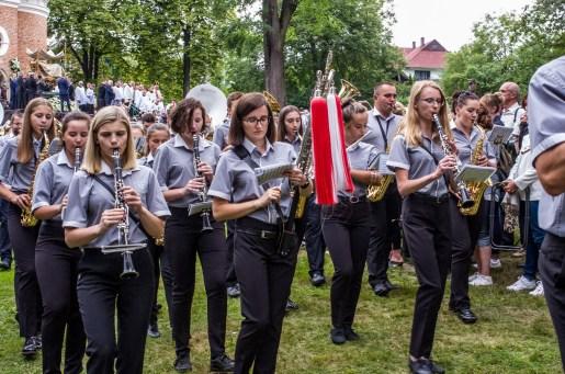 Uroczystości zaśnięcia NMP - Kalwaria Zebrzydowska - 16 sierpnia 2019 r. - fot. Andrzej Famielec - Kalwaria 24 IMGP3443
