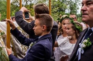 Uroczystości zaśnięcia NMP - Kalwaria Zebrzydowska - 16 sierpnia 2019 r. - fot. Andrzej Famielec - Kalwaria 24 IMGP3474