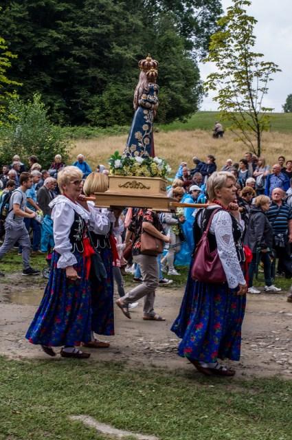 Uroczystości zaśnięcia NMP - Kalwaria Zebrzydowska - 16 sierpnia 2019 r. - fot. Andrzej Famielec - Kalwaria 24 IMGP3559