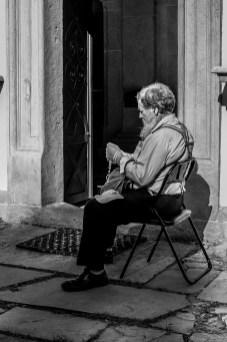 procesja Boleści NMP z bazyliki do Domku Matki Bożej - Kalwaria Zebrzydowska - 11 sierpnia 2019 r. - fot. Andrzej Famielec - Kalwaria 24 IMGP2737