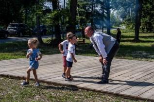 Odpust u św. Rozalii i piknik charytatywny w Barwałdzie Górnym - 1 września 2019 r. - fot. Andrzej Famielec - Kalwaria 24 IMGP5199