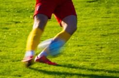 Półfinały Pucharu Polski na szczeblu podokręgu Wadowice - MKS Kalwarianka vs Tempo Białka 3-2 - 11 września 2019 r. - fot. Andrzej Famielec - Kalwaria 24 IMGP6486
