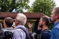 Pielgrzymka Rodzin Archidiecezji Krakowskiej do Sanktuarium Kalwaryjskiego - 8 września 2019 r. - fot. Andrzej Famielec - Kalwaria 24 IMGP5984