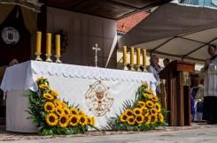 Pielgrzymka Rodzin Archidiecezji Krakowskiej do Sanktuarium Kalwaryjskiego - 8 września 2019 r. - fot. Andrzej Famielec - Kalwaria 24 IMGP6139