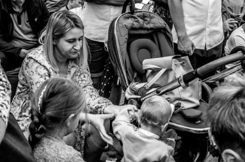 Pielgrzymka Rodzin Archidiecezji Krakowskiej do Sanktuarium Kalwaryjskiego - 8 września 2019 r. - fot. Andrzej Famielec - Kalwaria 24 IMGP6216