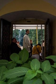 Pielgrzymka Rodzin Archidiecezji Krakowskiej do Sanktuarium Kalwaryjskiego - 8 września 2019 r. - fot. Andrzej Famielec - Kalwaria 24 IMGP6242