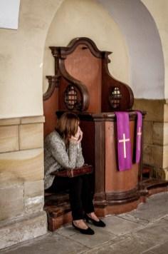 Pielgrzymka Rodzin Archidiecezji Krakowskiej do Sanktuarium Kalwaryjskiego - 8 września 2019 r. - fot. Andrzej Famielec - Kalwaria 24 IMGP6245