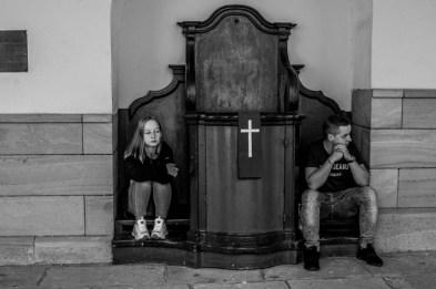 Pielgrzymka Rodzin Archidiecezji Krakowskiej do Sanktuarium Kalwaryjskiego - 8 września 2019 r. - fot. Andrzej Famielec - Kalwaria 24 IMGP6247