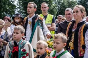 Pielgrzymka Rodzin Archidiecezji Krakowskiej do Sanktuarium Kalwaryjskiego - 8 września 2019 r. - fot. Andrzej Famielec - Kalwaria 24 IMGP6321