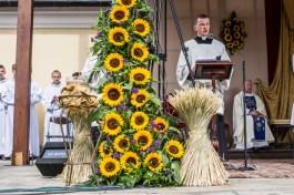 Pielgrzymka Rodzin Archidiecezji Krakowskiej do Sanktuarium Kalwaryjskiego - 8 września 2019 r. - fot. Andrzej Famielec - Kalwaria 24 IMGP6352