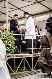 Pielgrzymka Rodzin Archidiecezji Krakowskiej do Sanktuarium Kalwaryjskiego - 8 września 2019 r. - fot. Andrzej Famielec - Kalwaria 24 IMGP6362