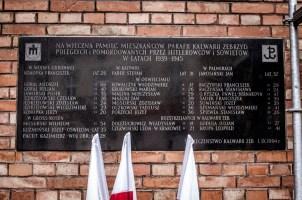 Obchody Święta Niepodległości 11 listopada 2019 r. - fot. Andrzej Famielec - Kalwaria 24 IMGP9840