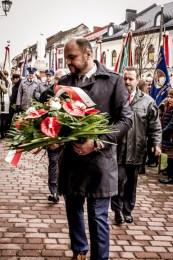 Obchody Święta Niepodległości 11 listopada 2019 r. - fot. Andrzej Famielec - Kalwaria 24 IMGP9914